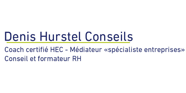 Logo Denis Hurstel Conseils client de Communique et Vous