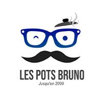 Logo Les Pots Bruno client de Communique et Vous